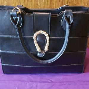 Designer inspired handbag, great for a Holiday fun